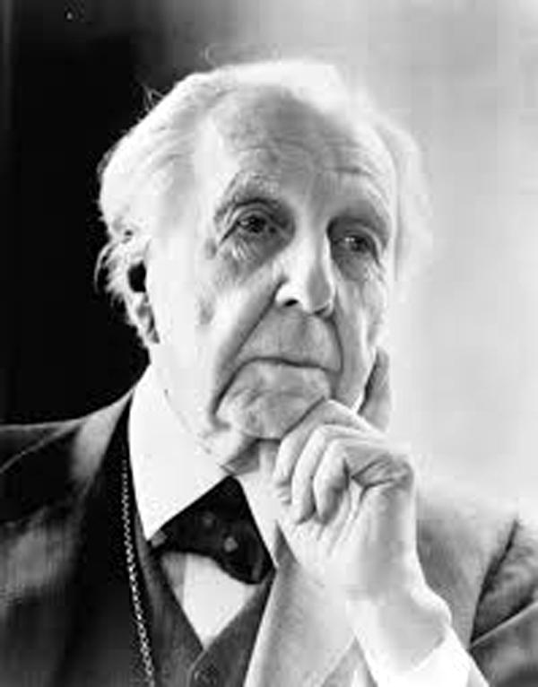 Frank Lloyd Wright Photograph