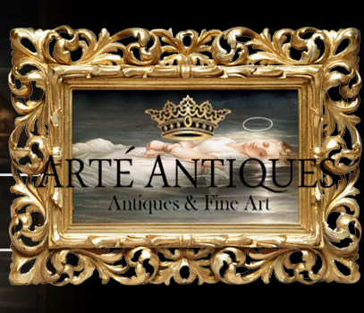 arte antiques on modernism