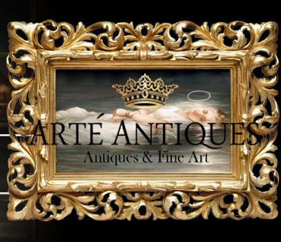 arte antiques on modernism