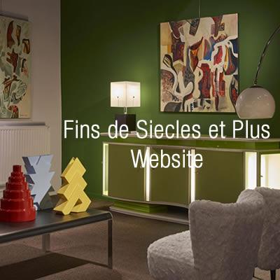 Fins de Siecles et plus Website modernism