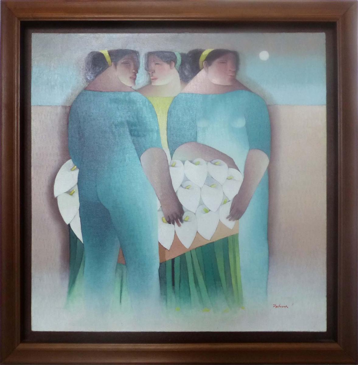 Carlos Palma Tapia peruvian painter