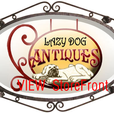 Lazy Dogs Antiques On Modernism.com