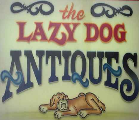 Lazy Dogs Antiques Website