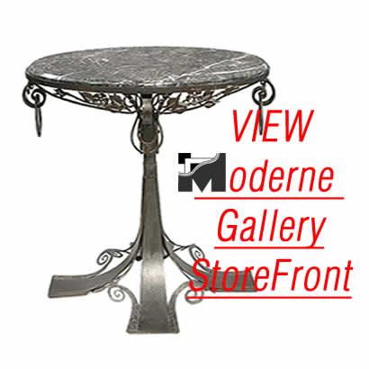 Moderne storefront modernism