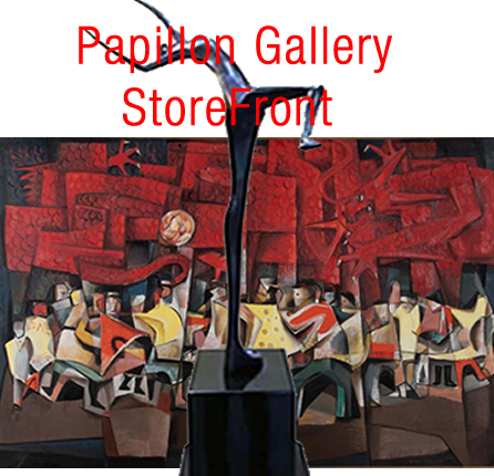 Papillon gallery StoreFront on modernism.com