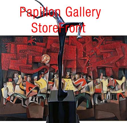 Papillon gallery StoreFront on modernism.com