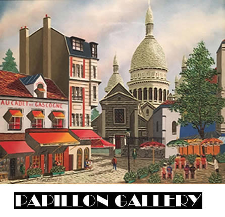 papillon gallery modernism