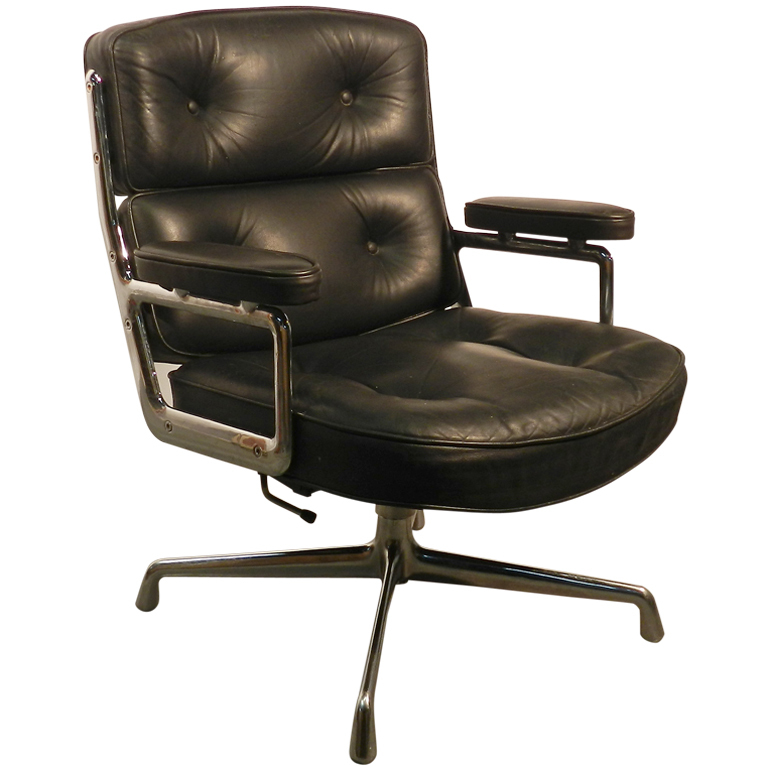 ray charles eames lobby chair es 104 armchair modernism. Black Bedroom Furniture Sets. Home Design Ideas