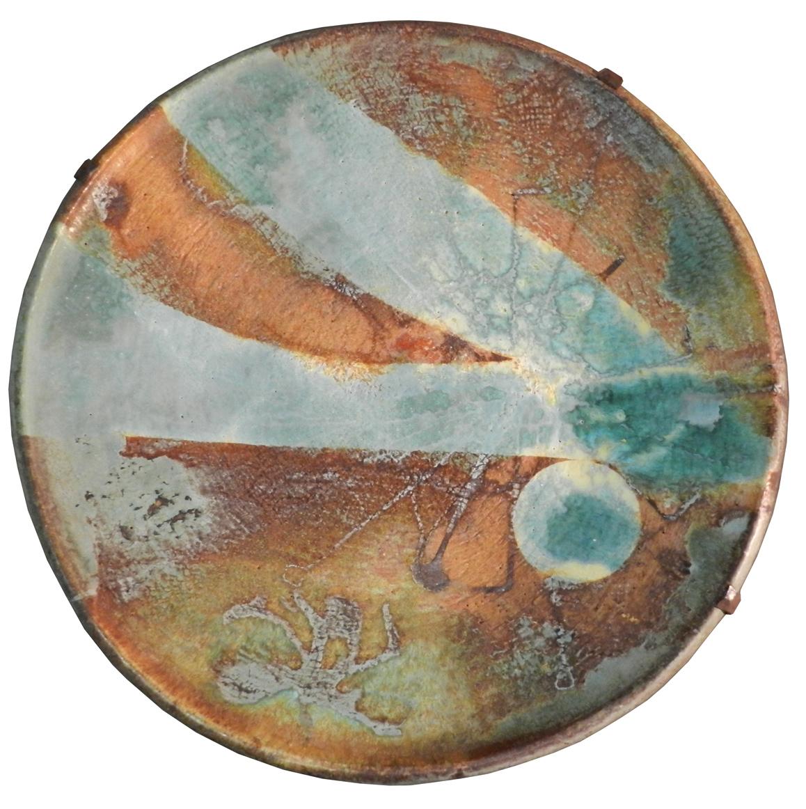 Madoura Large Ceramic Attributed To Suzanne Ramie