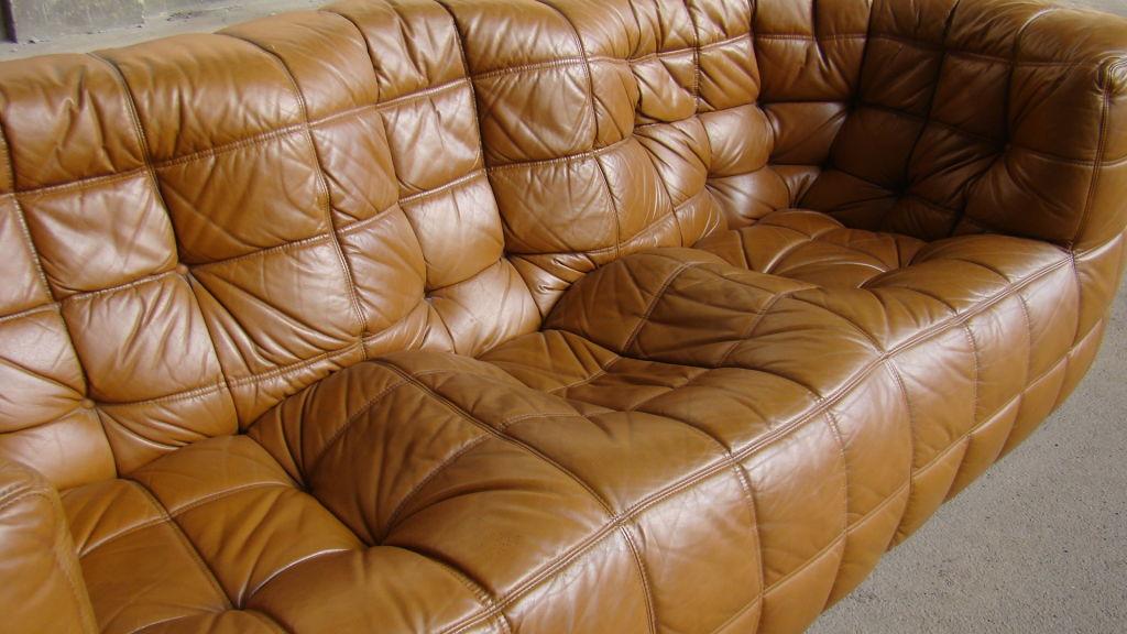 Suede Corner Sofa Belinda Papas