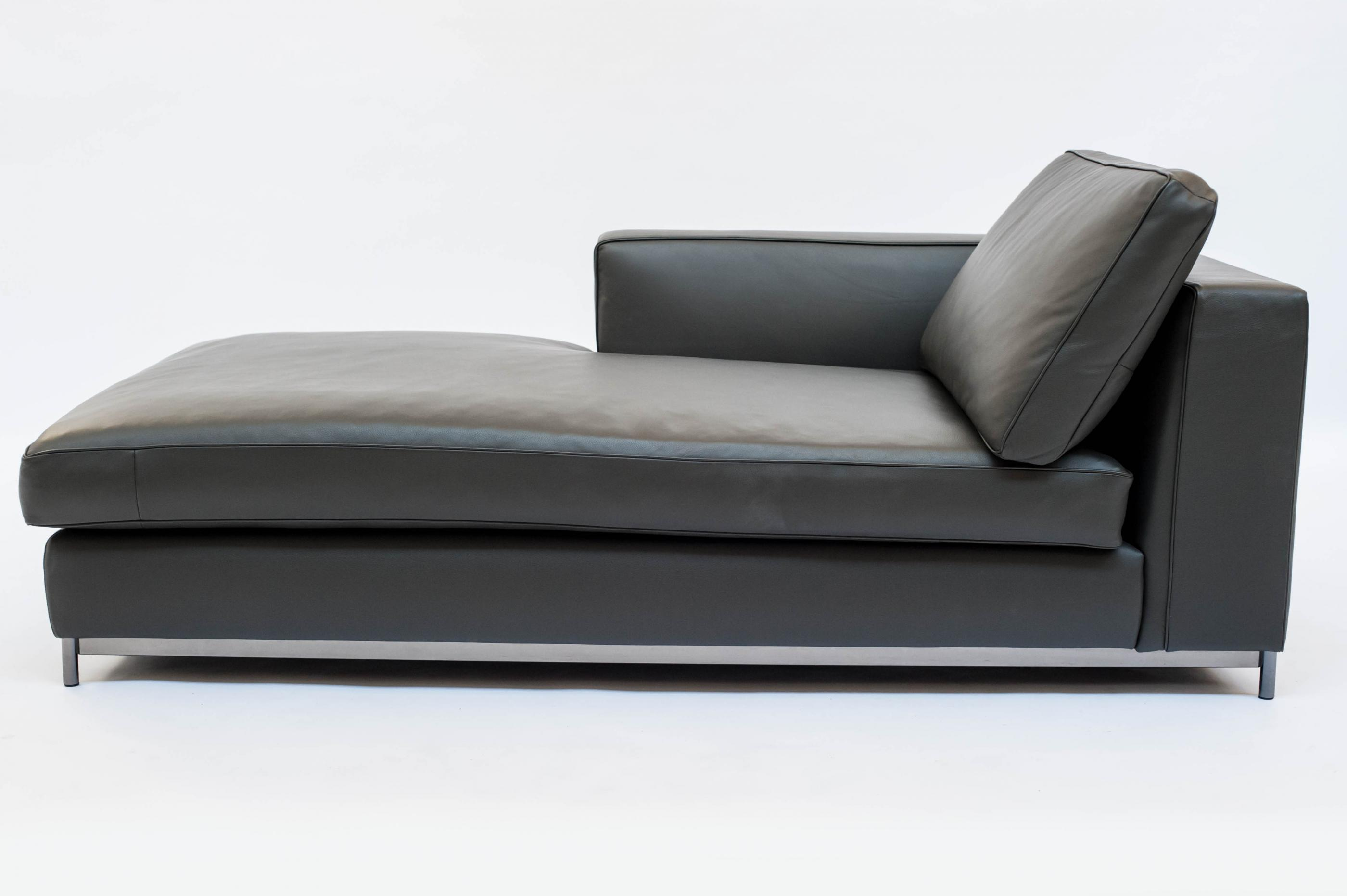 Contemporary Flatware Chaise Longue Albers Rodolfo Dordoni Minotti Modernism