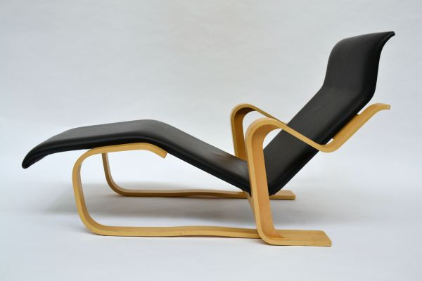 Chaise longue relax marcel breuer gavina modernism for Breuer chaise longue