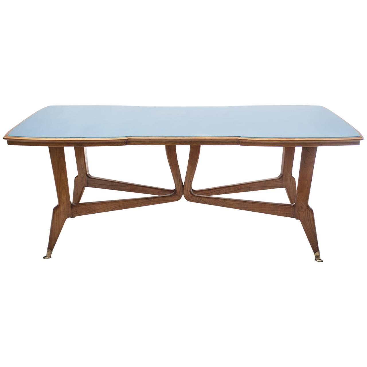 Dining table 50s italian design modernism dining table 50s italian design geotapseo Image collections