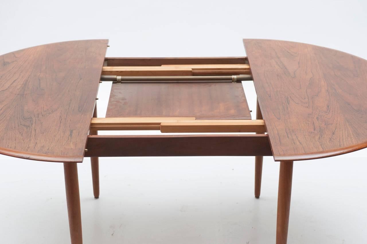 Scandinavian Extensible Dining Table 60 S Modernism