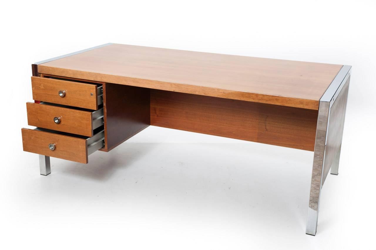Desk Tecnika Ettore Sottsass Poltronova Modernism