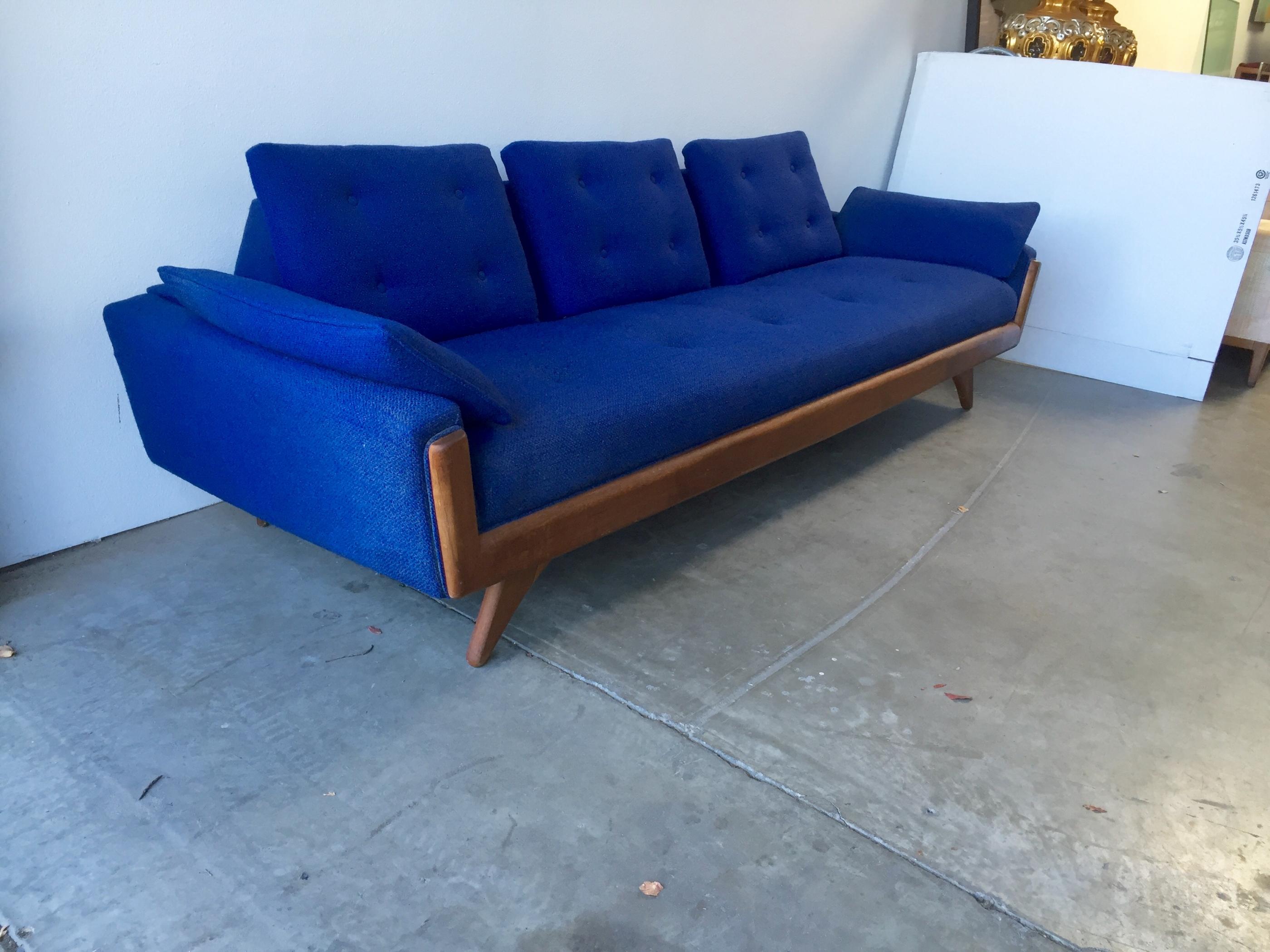 Adrian Pearsall Style Sofa