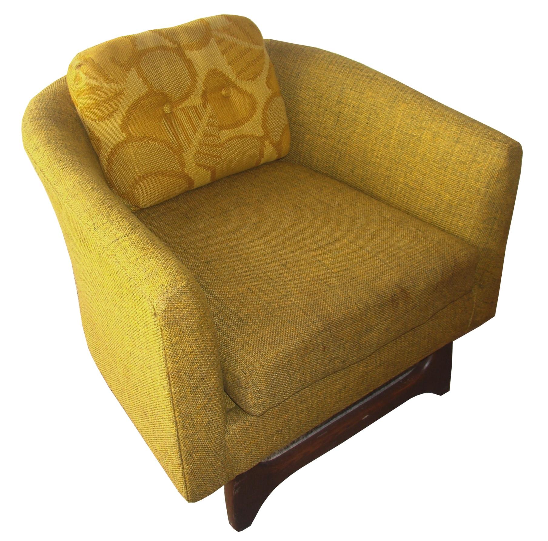 Adrian Pearsall Mid Century Modern Club Chair