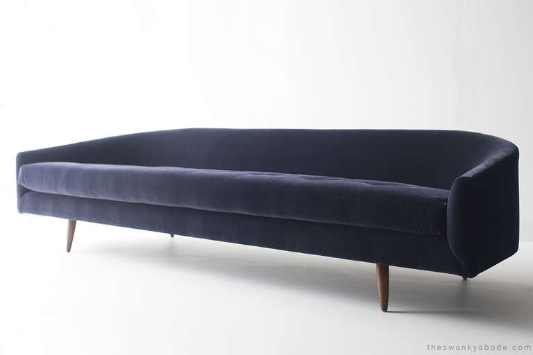 Adrian Pearsall Cloud Sofa for Craft Associates Inc Modernism