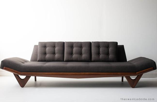 Adrian Pearsall Sofa for Craft Associates Modernism