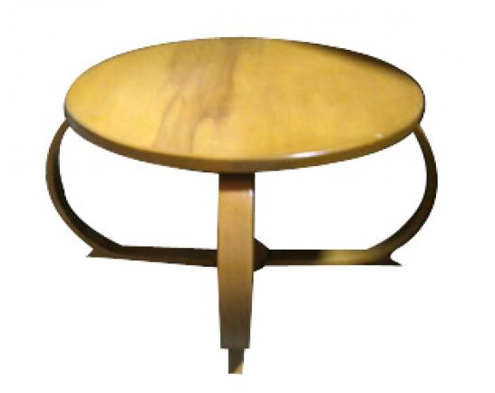 American Art Deco Coffee Table