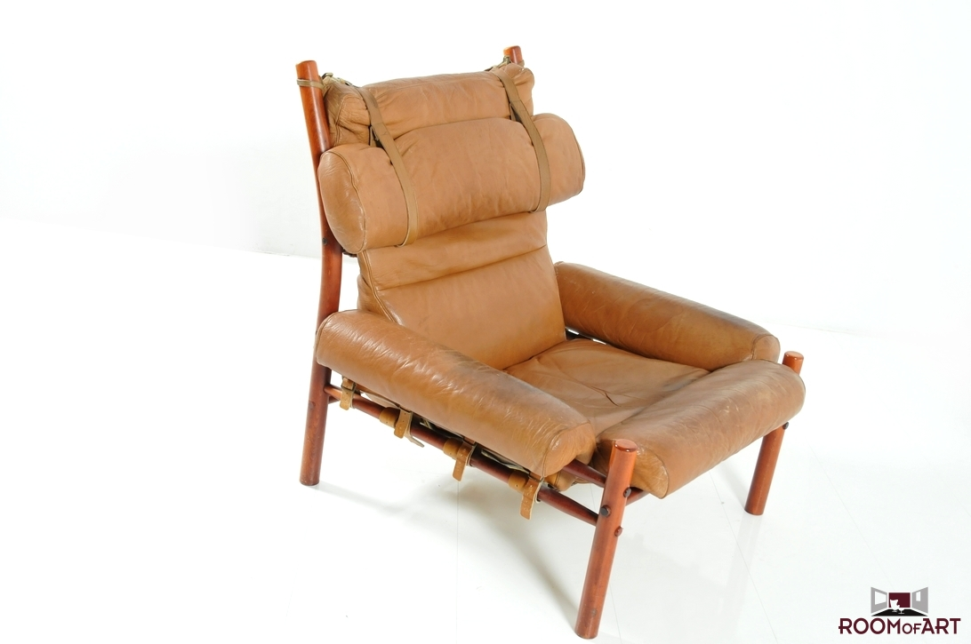 Arne Norell Inka Lounge Chair Modernism