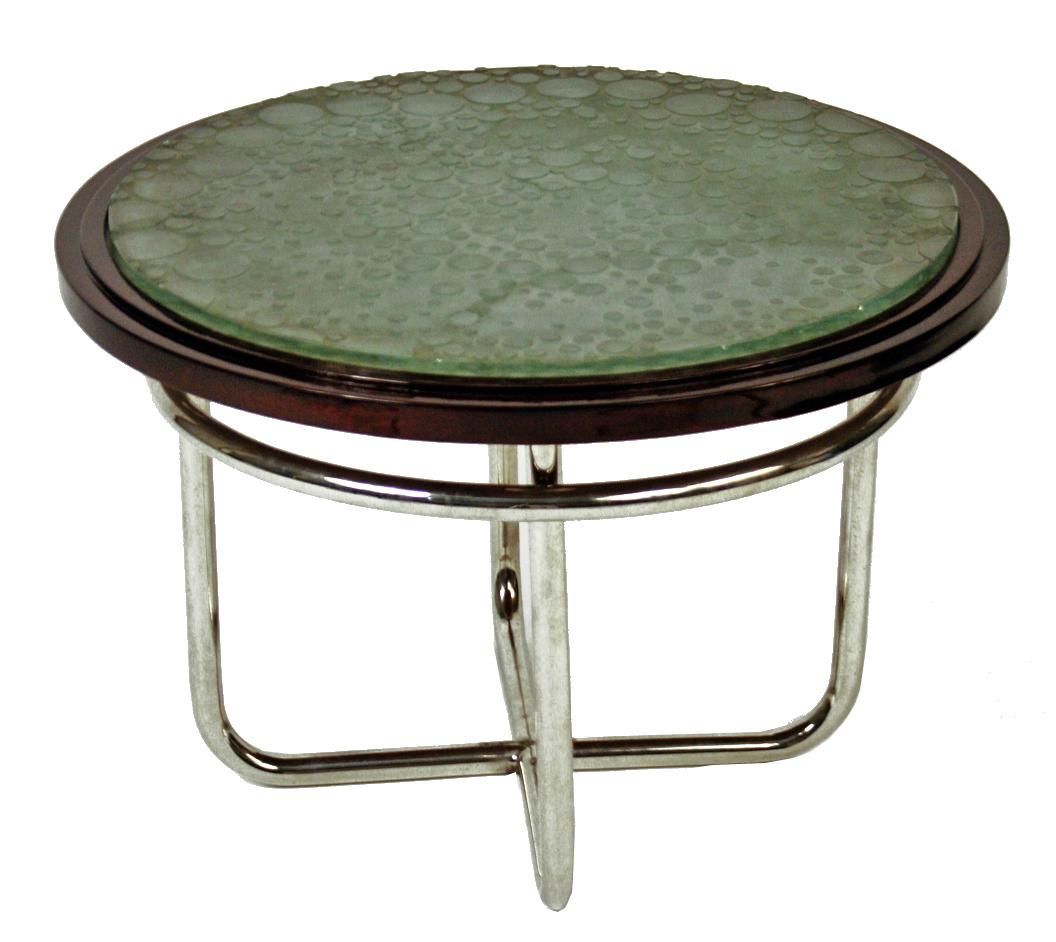 art deco maurice dufrene modernist coffee table modernism