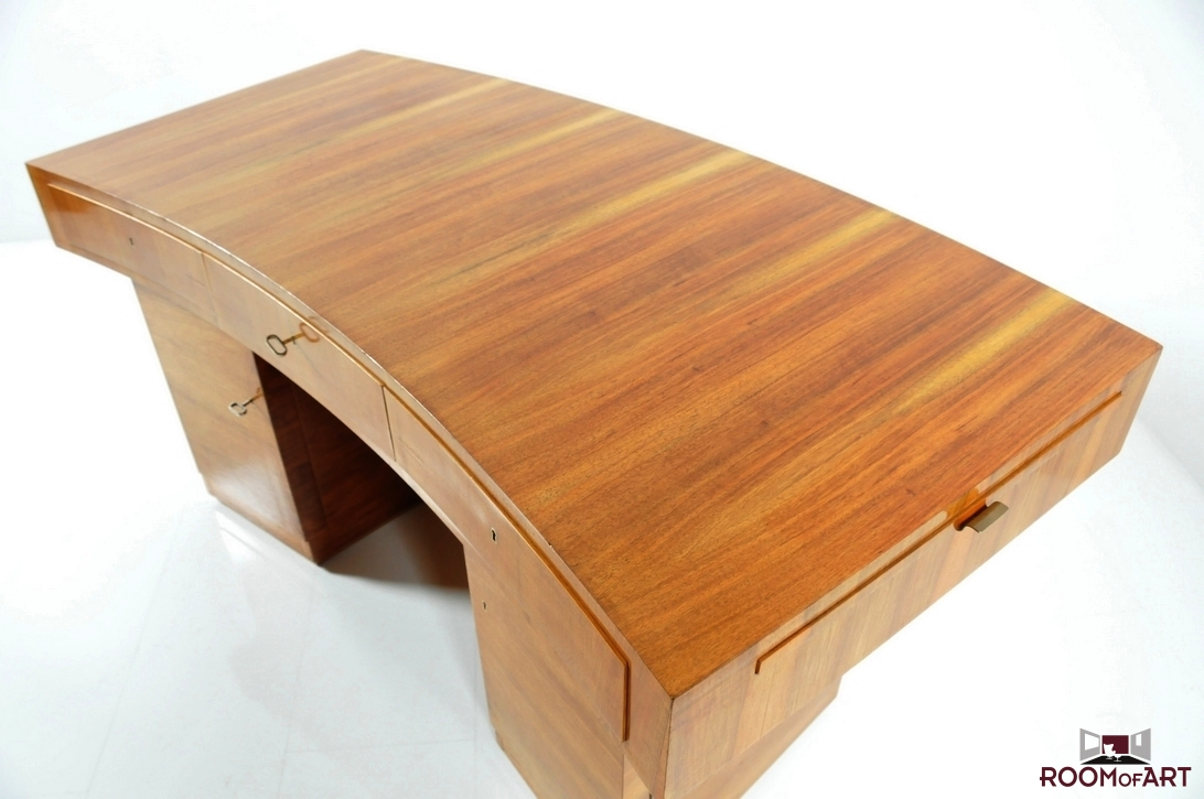 Rare Art Deco Bauhaus Writing Desk Modernism