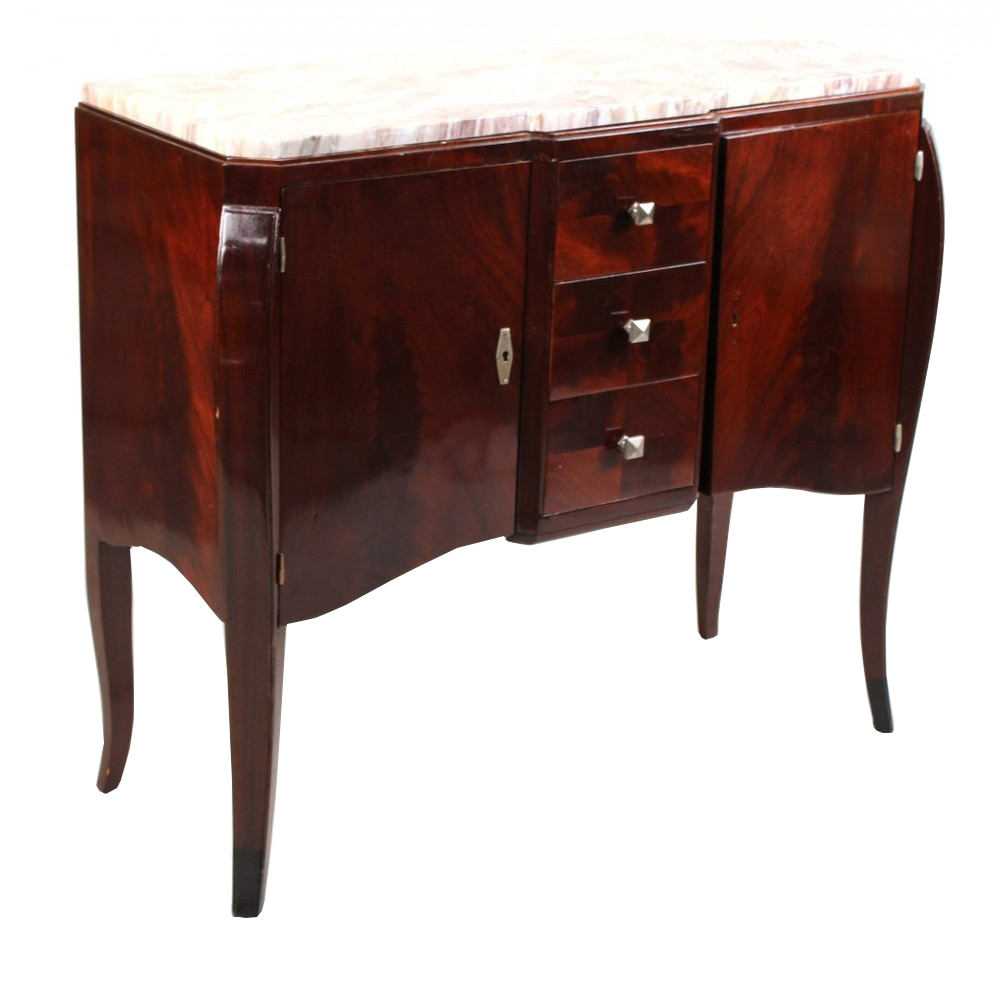 French Art Deco Sideboard Modernism