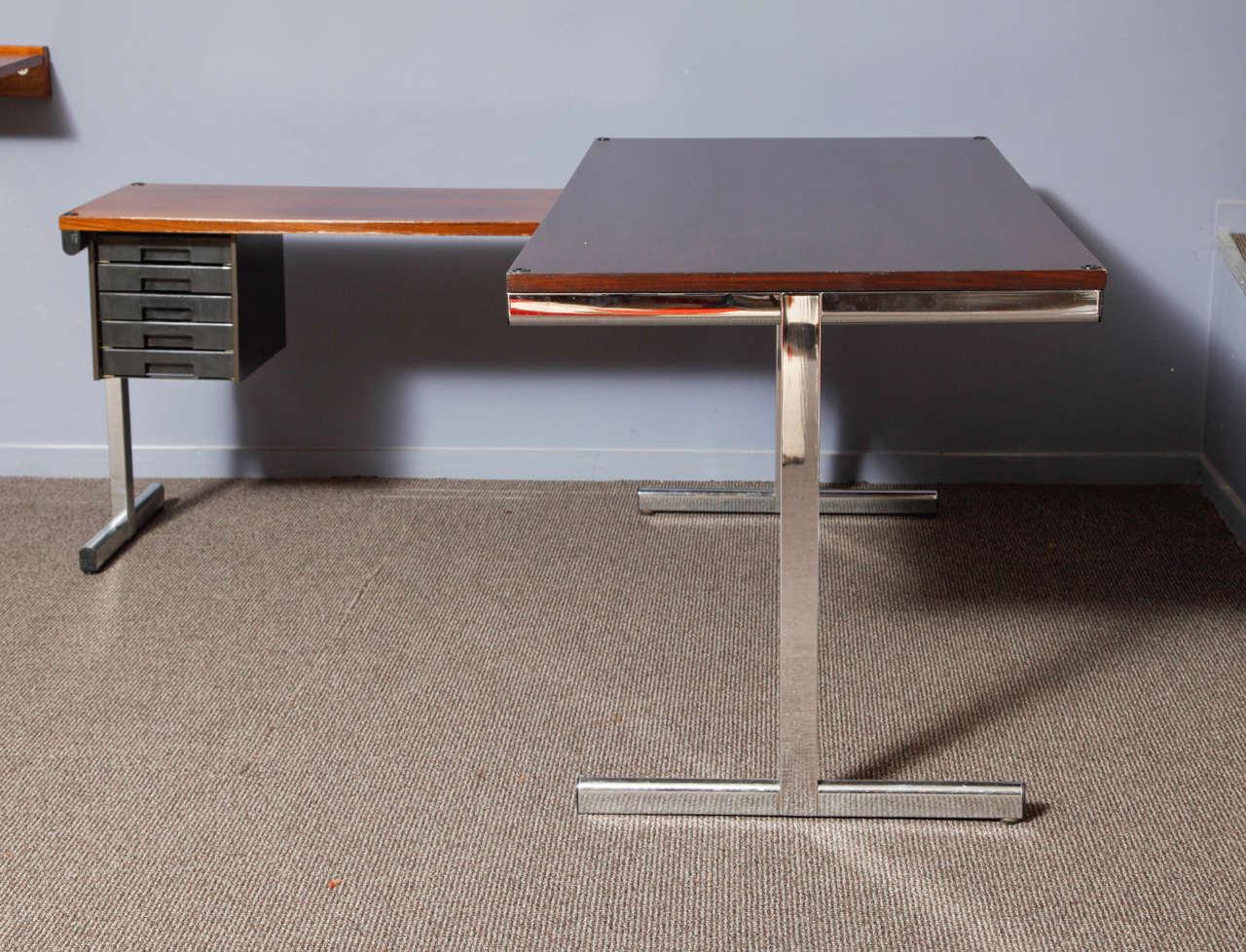 Mobili Italiani Moderni : Executive desk from mim mobili italiani moderni modernism