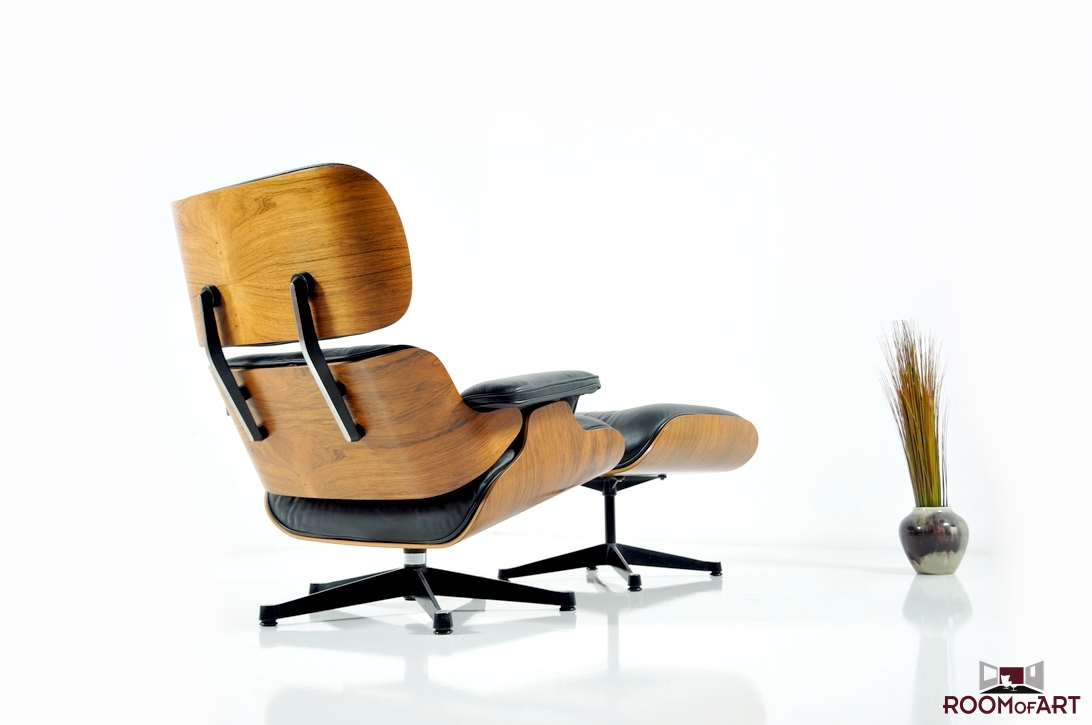 Eames Lounge Chair U0026 Ottoman In Palisander