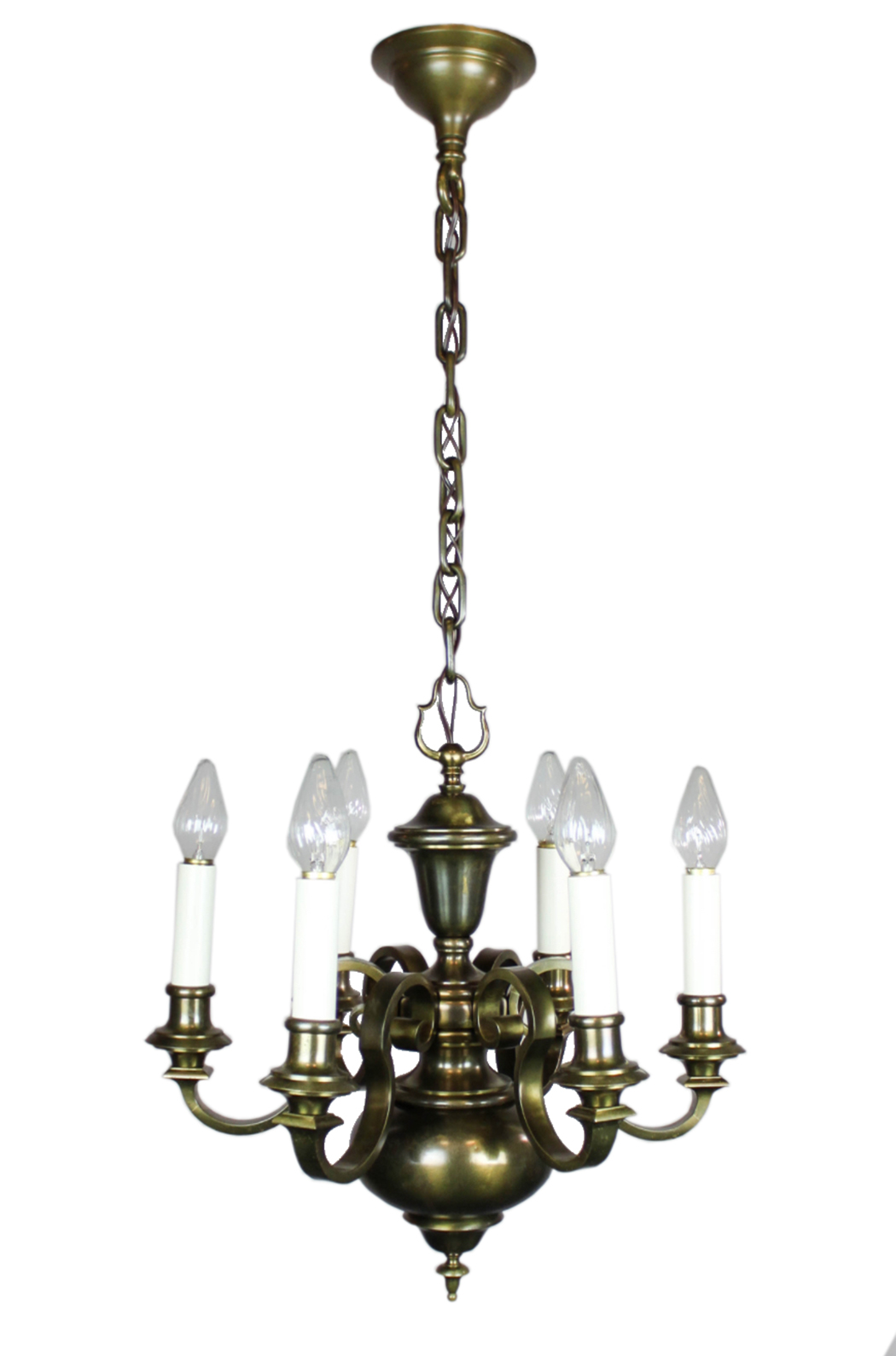 tin light punched wood products colonial ceiling primitive shade distressed chandelier