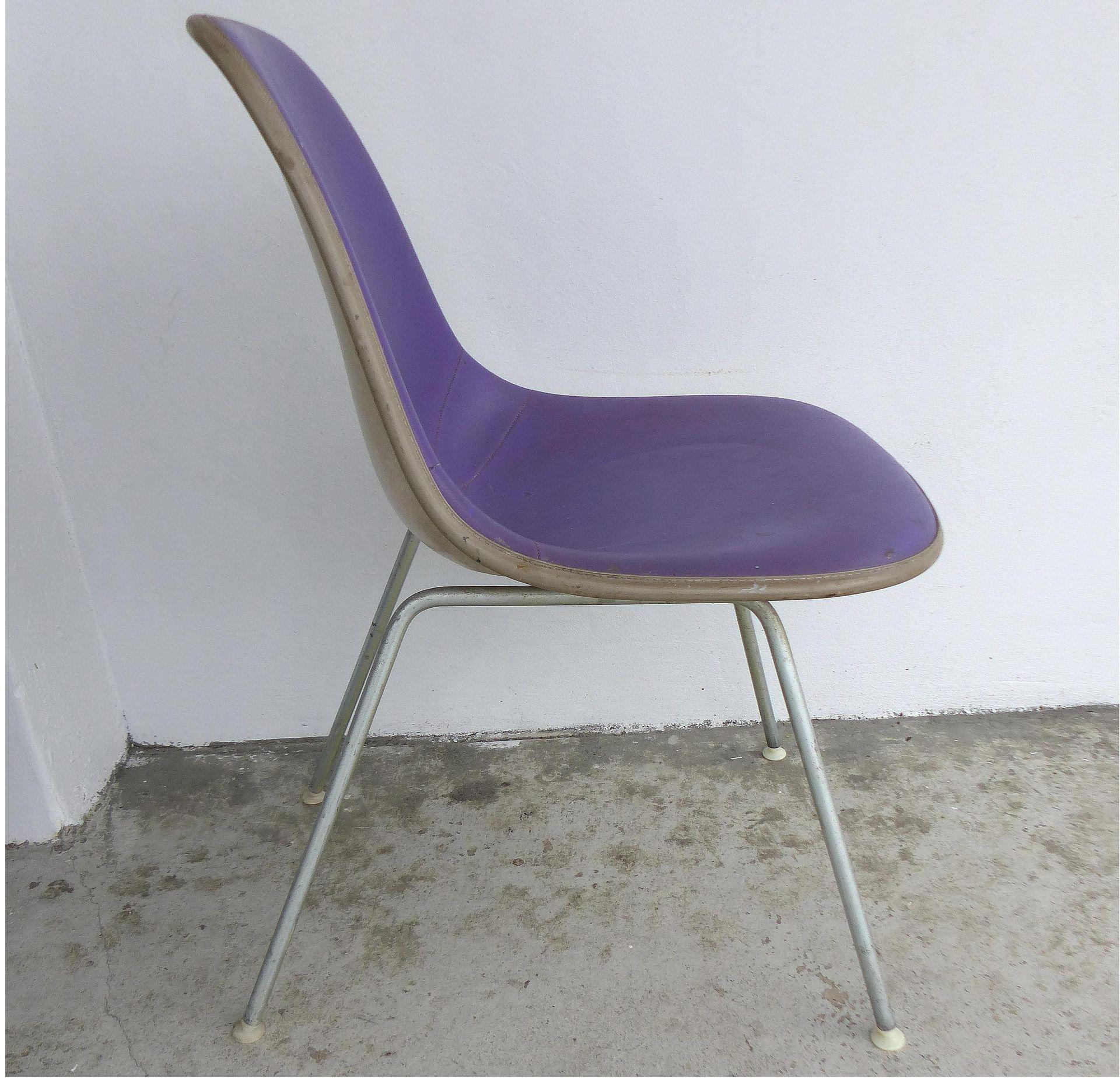Charles Eames Shell Chair For Herman Miller