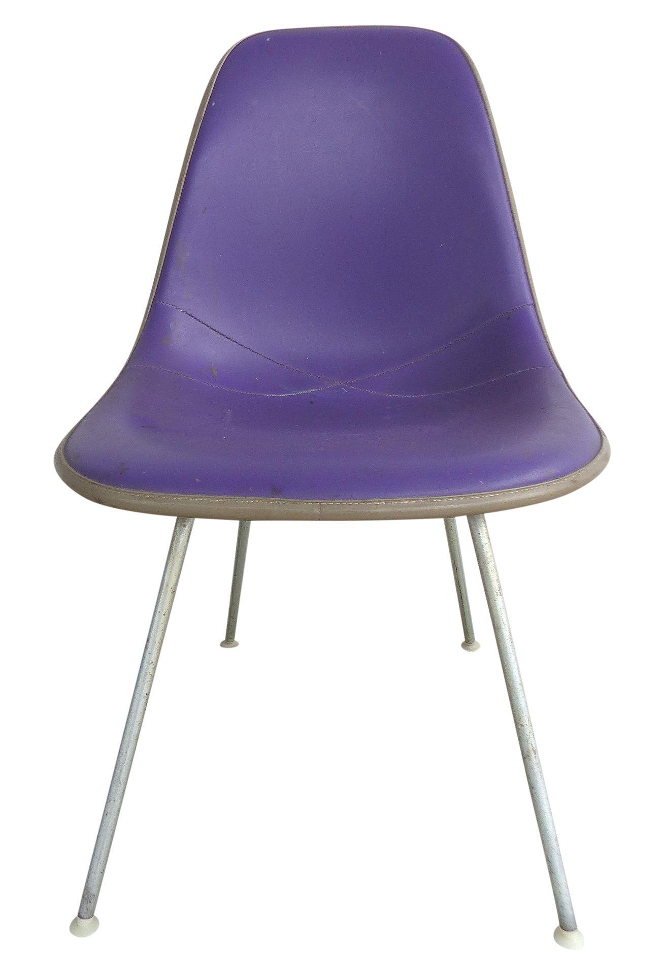 charles eames shell chair for herman miller modernism