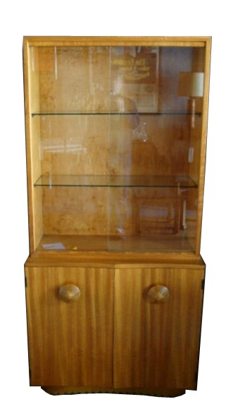 Gilbert Rohde For Herman Miller Paldao Display Cabinet
