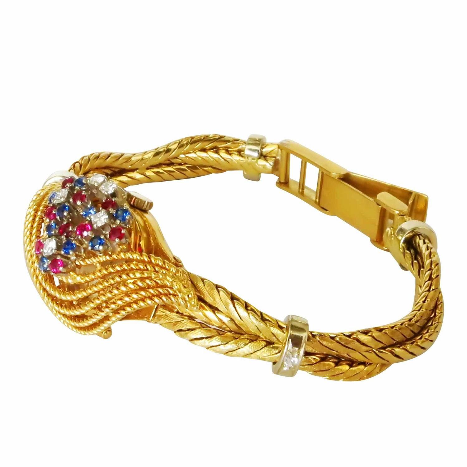 auctions karat online gold bracelet dwts an david hindman diamond bangle leslie yellow cable classics yurman and