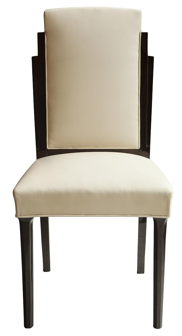 10 french art deco skyscraper dining chairs art deco dining furniture