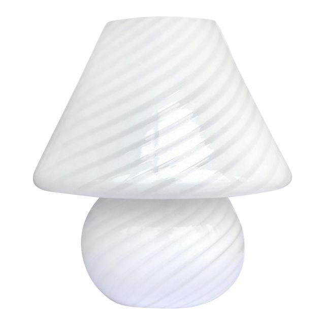 Italian vetri murano mushroom table lamp modernism italian vetri murano mushroom table lamp aloadofball Gallery