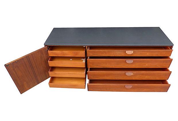 Danish Credenza Walnut : Chris howard midcentury danish furniture berkeley ca
