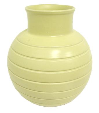 4a9e4755fe5 Keith Murray English Art Deco Ceramic Vase The Bomb