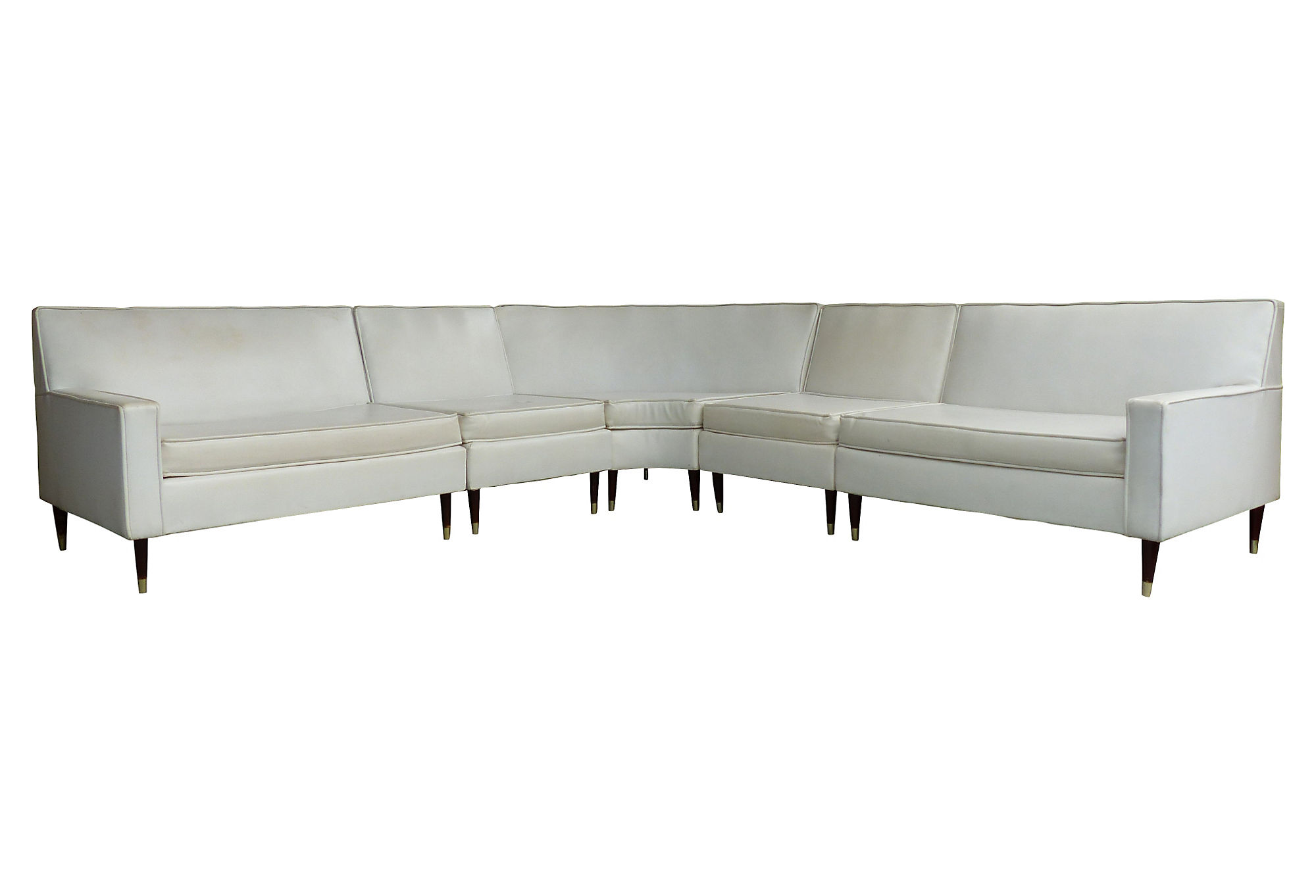 Mid century modern sectional sofa modernism for Modern sectional sofas