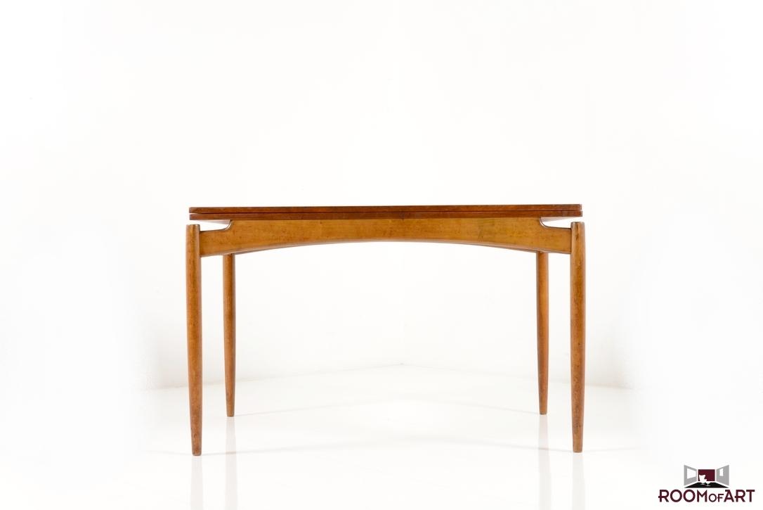 Mid Century Vintage Dining Table Modernism : Mid century danish teak wooden dining table 1 from modernism.com size 1086 x 725 jpeg 243kB