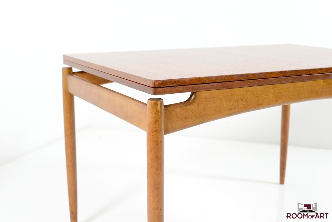 Mid Century Vintage Dining Table Modernism - Mid mod dining table
