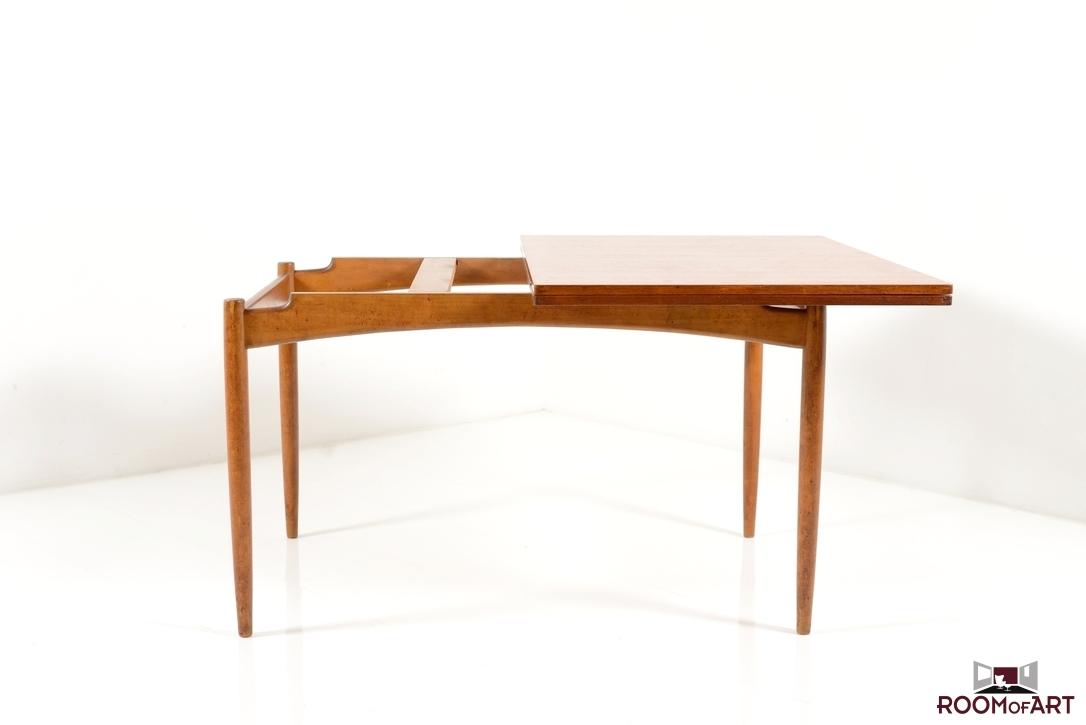 Mid Century Vintage Dining Table Modernism : Mid century danish teak wooden dining table 3 from modernism.com size 1086 x 725 jpeg 207kB