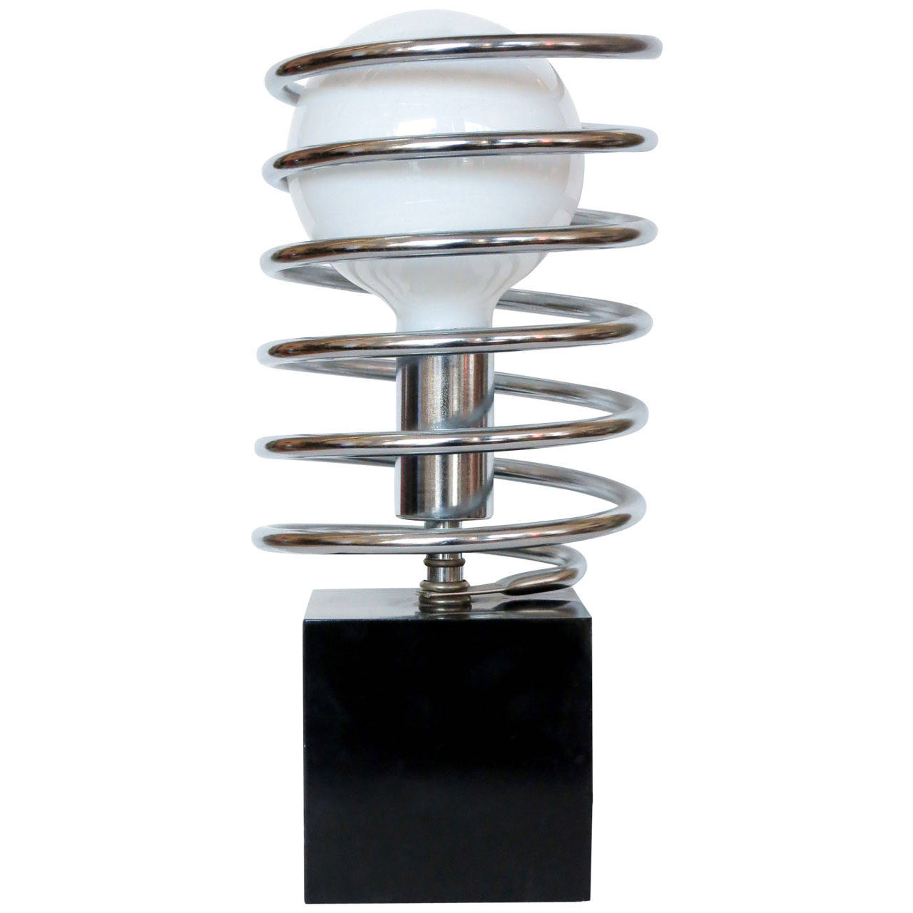 Modernist Spring Table Lamp By Sonneman Lighting Company