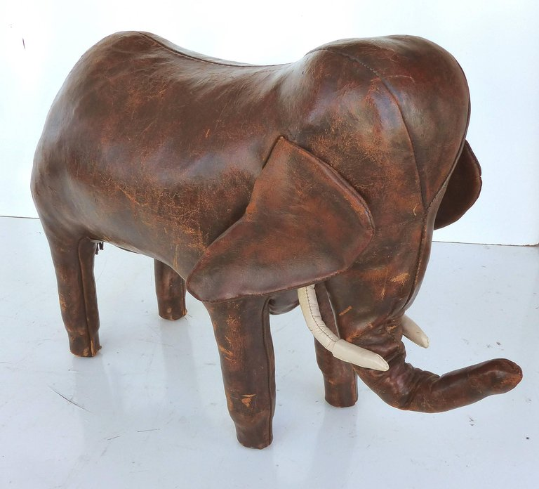 1950s Dimitri Omasar Of Abercrombie Amp Fitch Footstool