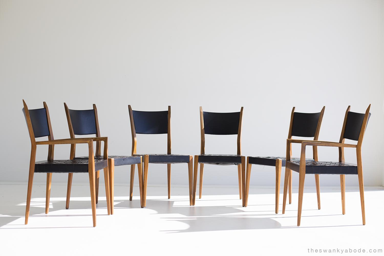 Superieur Paul McCobb Dining Chairs For Calvin