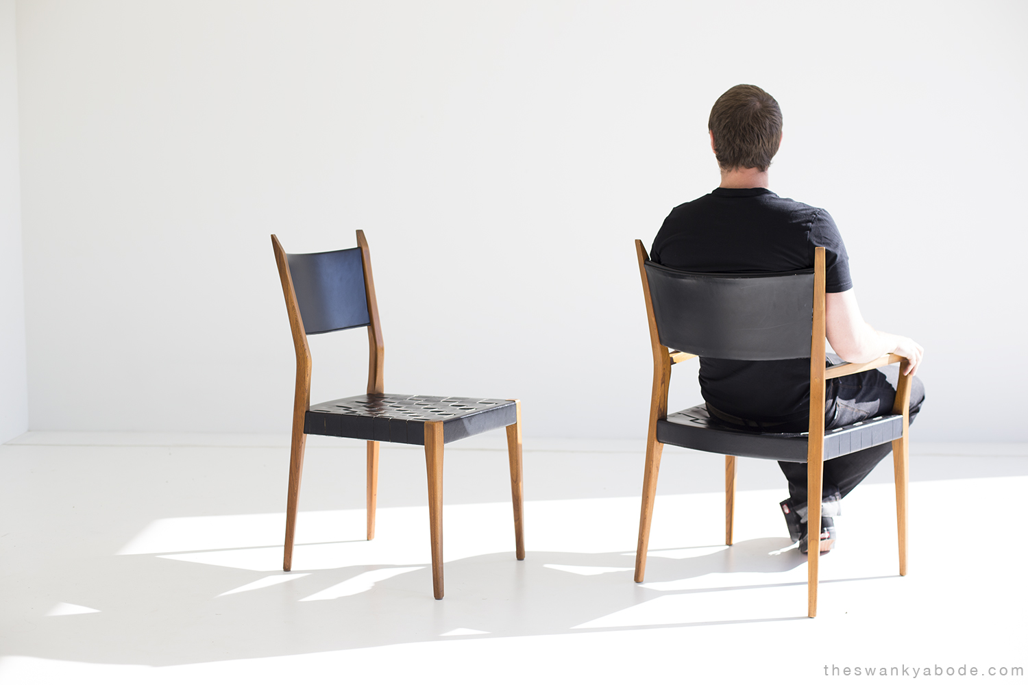Paul McCobb Dining Chairs For Calvin