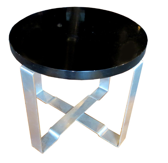 Ralph Lauren Modernist Art Deco Style Living Room Table
