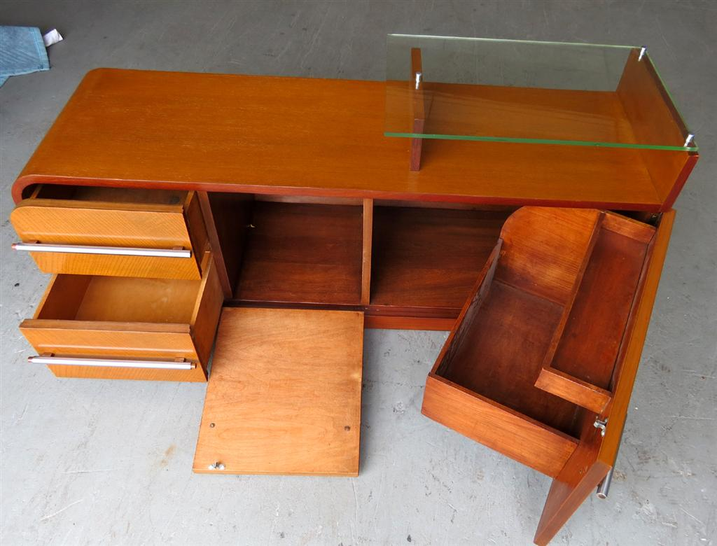 Gilbert Rohde American Art Deco Cabinet Or Chest Modernism