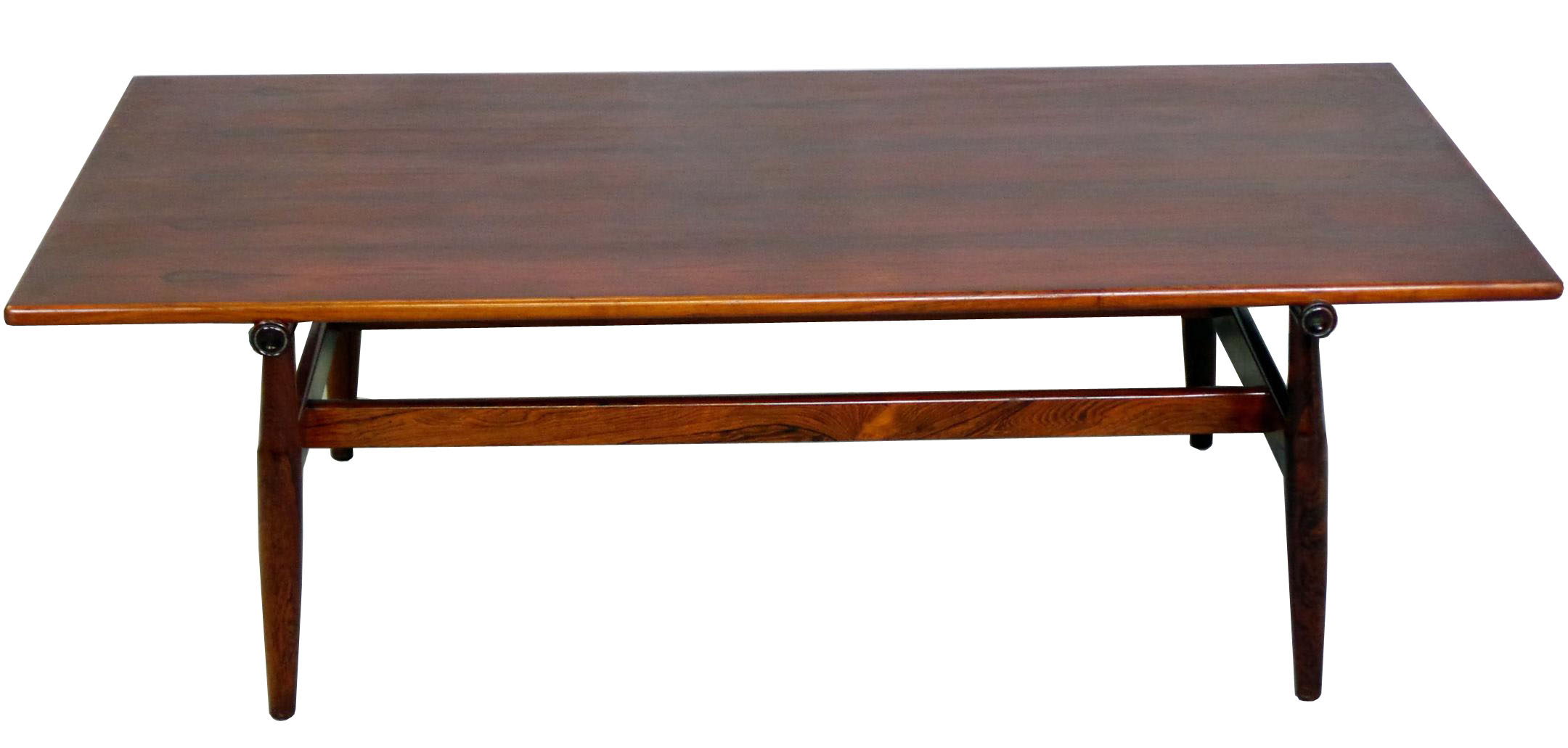 Danish Modern Rosewood Coffee Table 1960 39 S Modernism